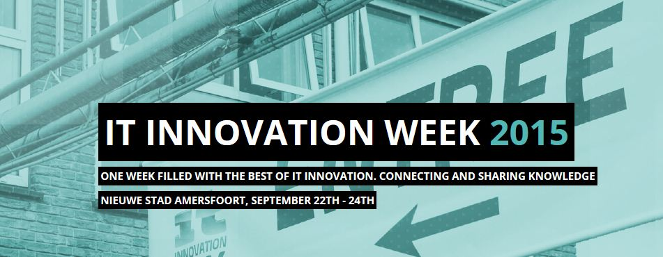 IT Innovation Week 2015