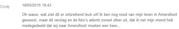 reactie blog moderne hippies