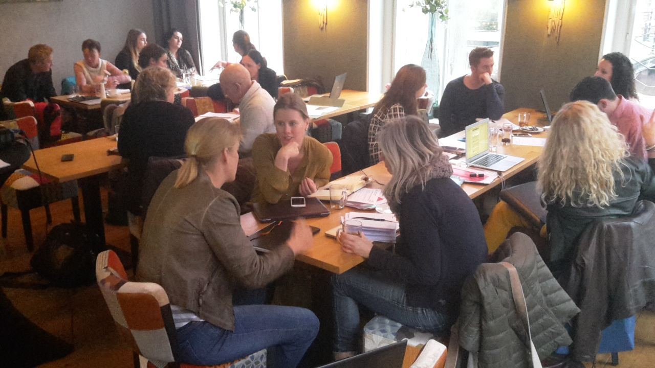 Training Citymarketing Amersfoort