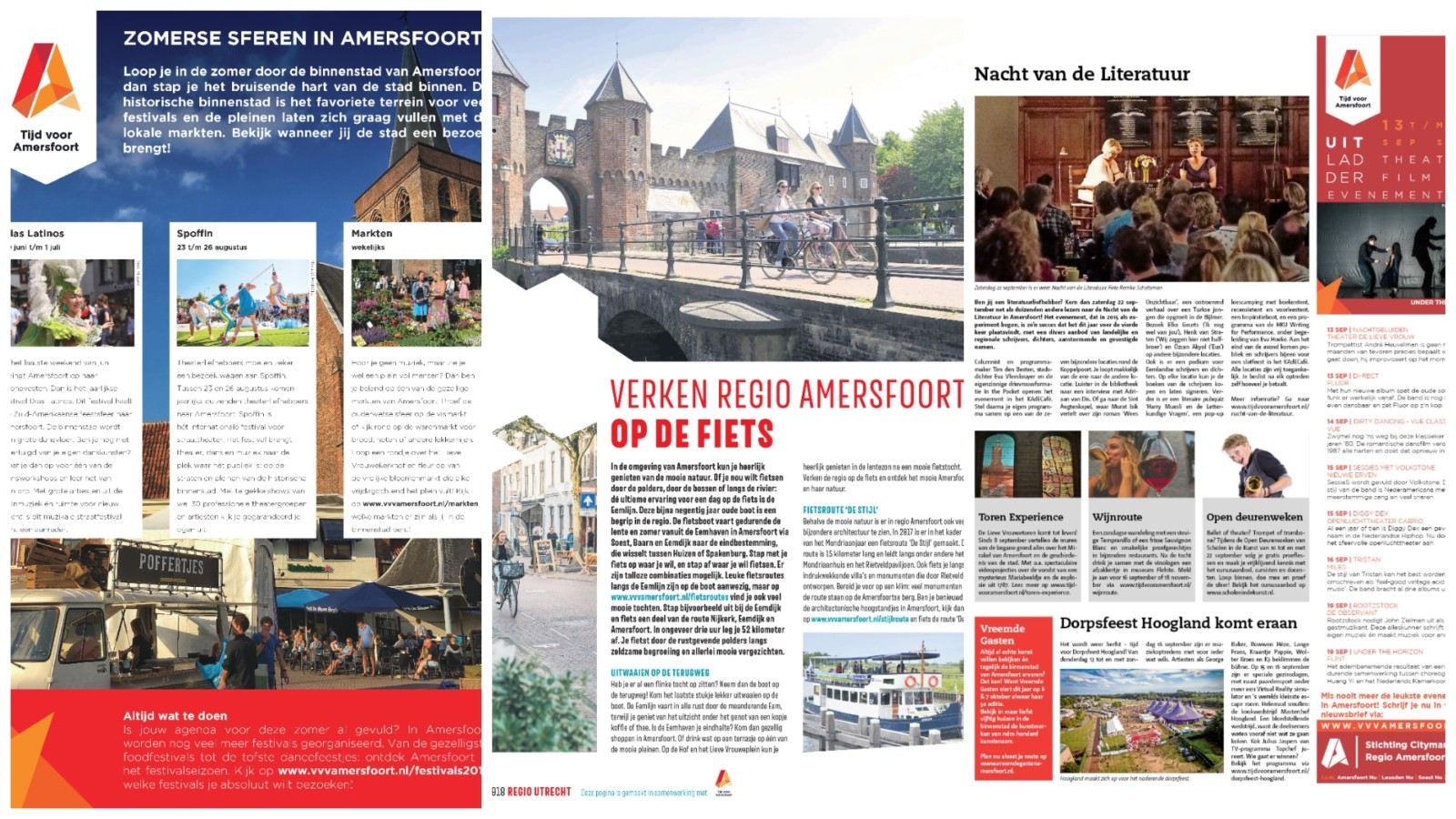 Publicaties Stichting Citymarketing